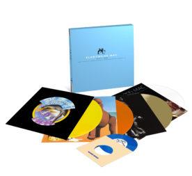 """Fleetwood Mac -<br /> 1973-1974<br /> (4LP + 7"""" Coloured Vinyl Box)"""