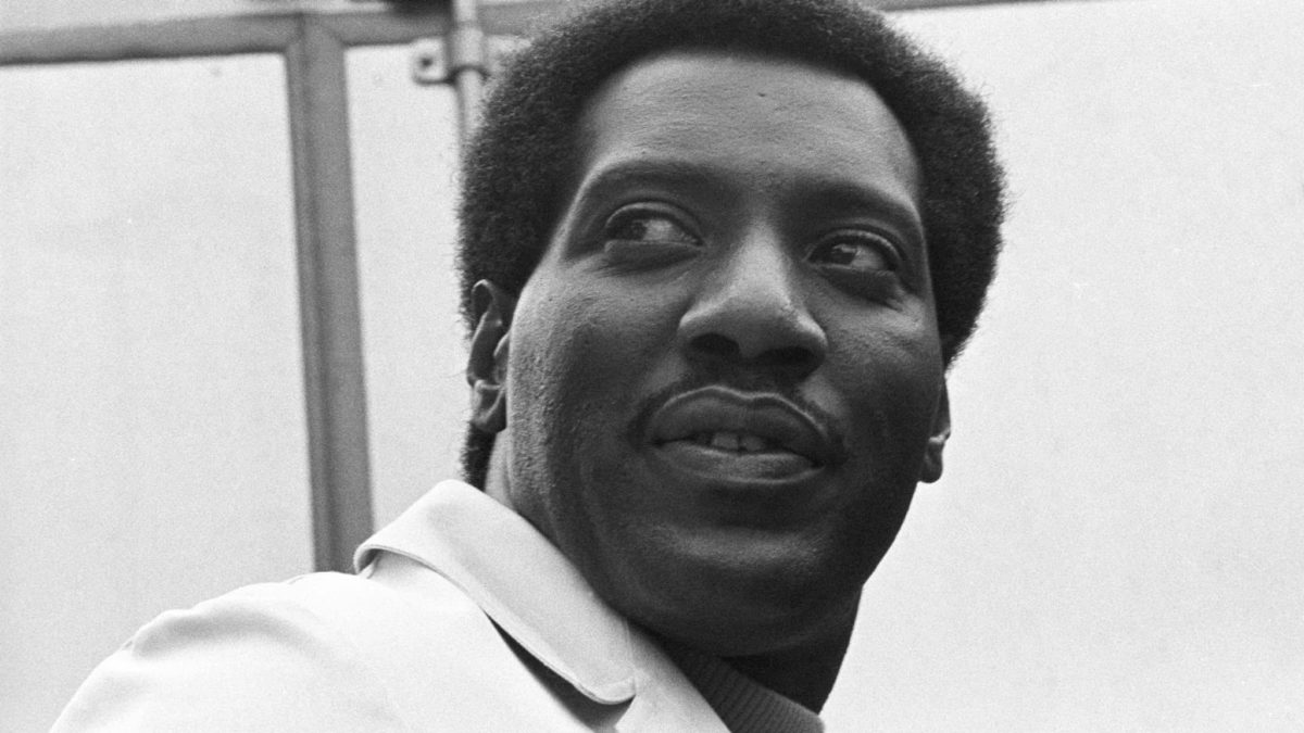 Try A Little Tenderness: How Otis Redding's Midas Touch Found Soul Gold