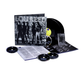 Lou Reed -<br /> New York<br /> (Remastered 3CD/DVD/2LP/Cassette Box)<br />