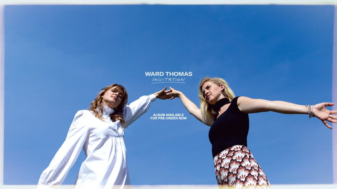 Win Signed Ward Thomas CD's and T-Shirt Bundles