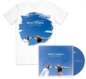 Ward Thomas -<br /> Invitation<br /> (Signed CD + T-Shirt)