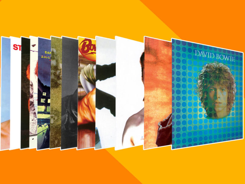 David Bowie Album Covers: All 28 Studio Album Artworks Ranked