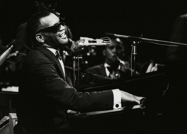Ray Charles The Genius soul music