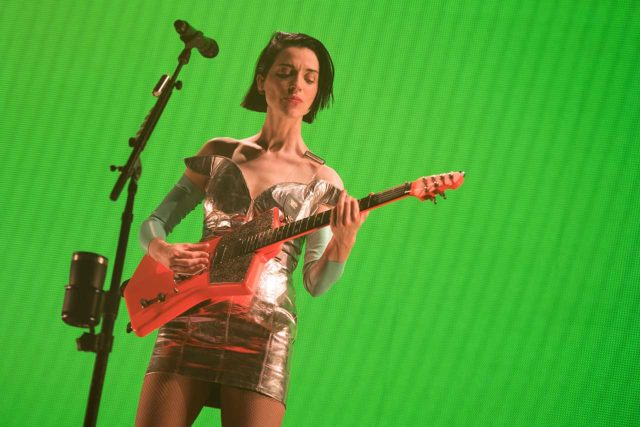 St Vincent at The Palace St. Paul MN 11/18/17