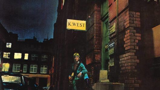 The Rise And Fall Of Ziggy Stardust And The Spiders From Mars: How David Bowie Became The Starman