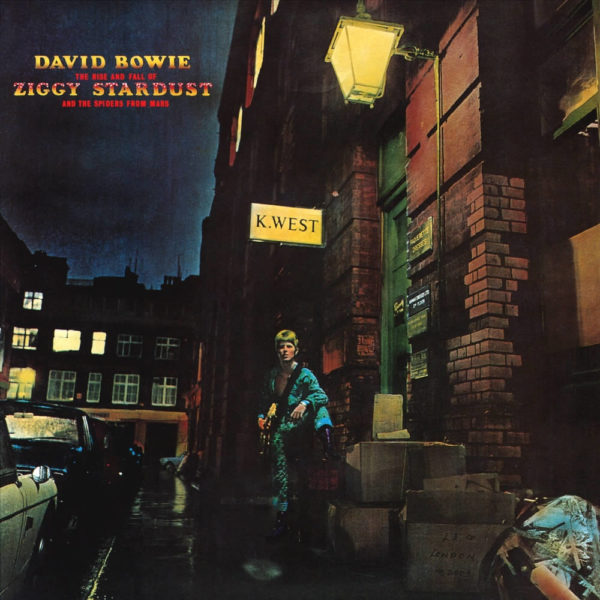 5: 'The Rise And Fall Of Ziggy Stardust And The Spiders From Mars' (1972)