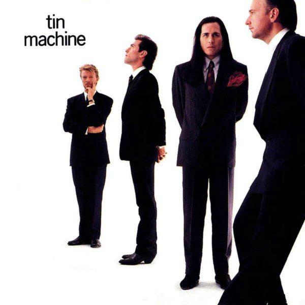 26: 'Tin Machine' (1989)