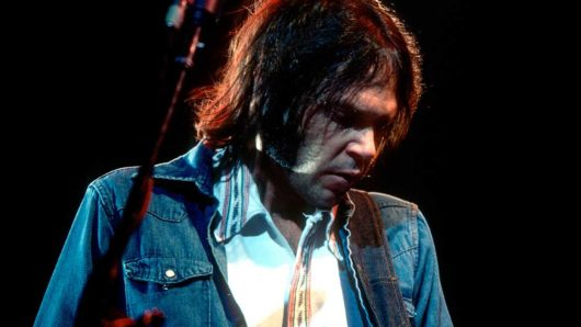 Neil Young's Hotly Anticipated 'Archives Volume II' Is Finally Here