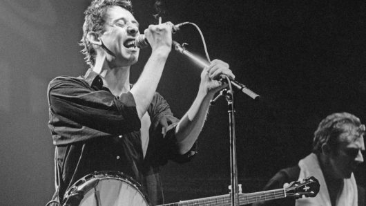 The Pogues Reissue Their Fifth Album, 'Hell's Ditch' On Exclusive Orange Vinyl
