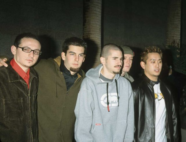 Linkin Park 2001