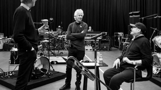 Genesis Reschedule Their 'The Last Domino? Tour'
