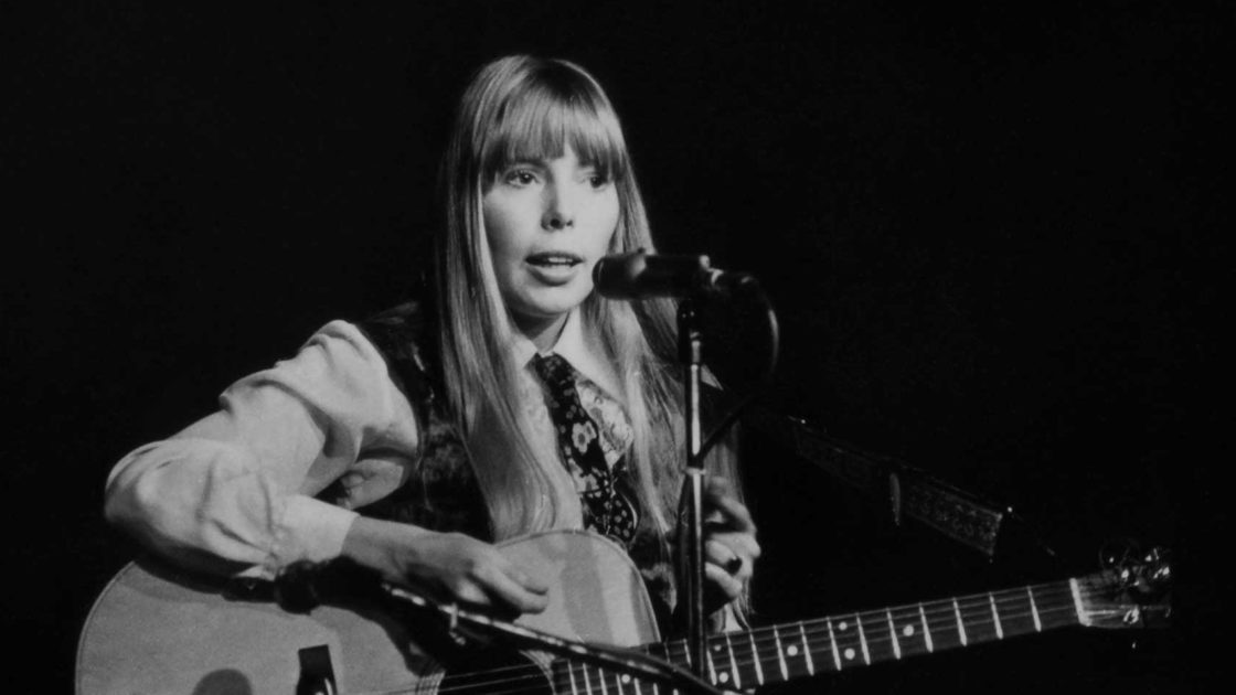 Joni Mitchell: How A Young Songwriter Became The Consummate Artist