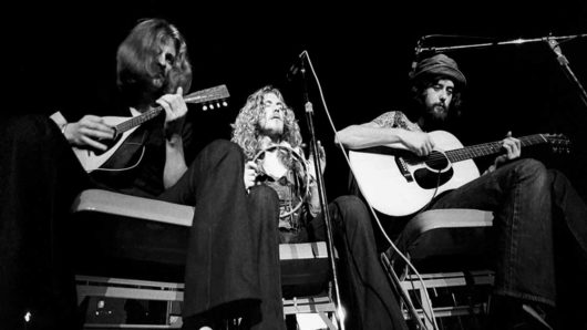 Led Zeppelin Celebrate 50 years of 'Led Zeppelin III' With Immigrant Song Reissue
