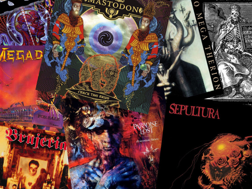 Overlooked Heavy Metal Album Covers: 10 Mind-Melting Classic Artworks