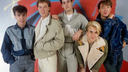 Journeys To Glory: The Start Of Spandau Ballet's Flight To The Top