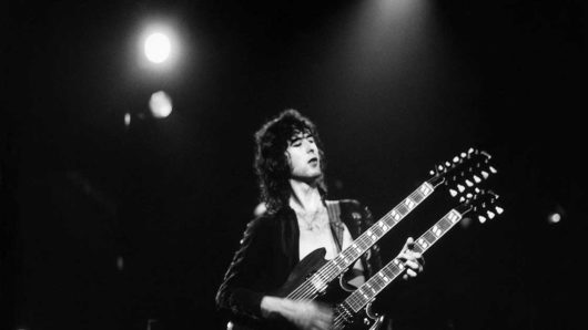 Jimmy Page's New Book, 'The Anthology' Is Out Now
