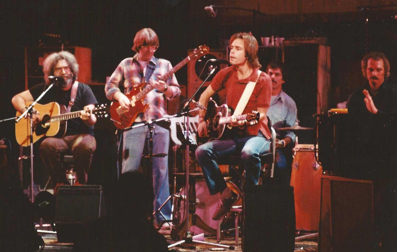 Grateful Dead Share News Of Expanded Self-Titled Live Album