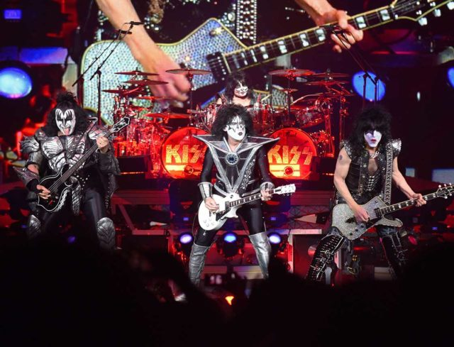 KISS To Perform A Special New Year's Eve Livestream Show