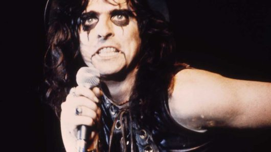Alice Cooper Shares Details Of New Album, 'Detroit Stories'