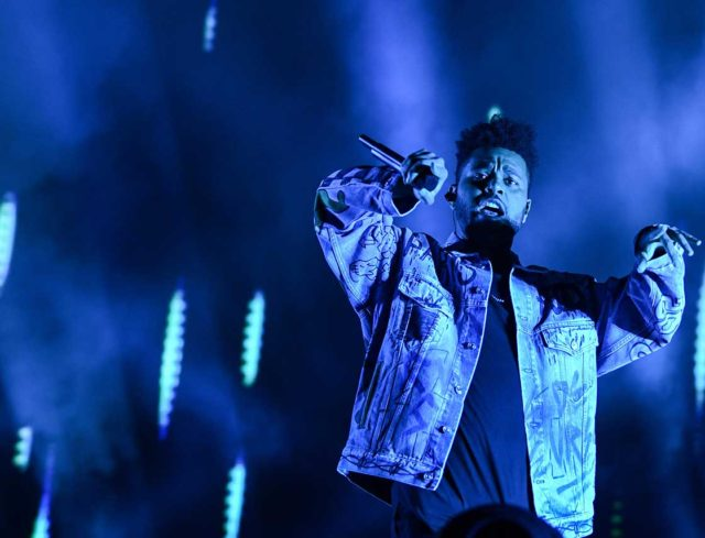 Watch The Weeknd's Super Bowl Half-time Performance