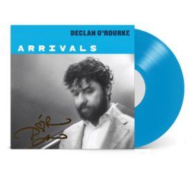 Declan O'Rourke -<br /> Arrivals<br /> (Signed Coloured Vinyl)