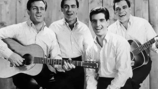 Frankie Valli And The Four Seasons Reschedule UK Tour Dates