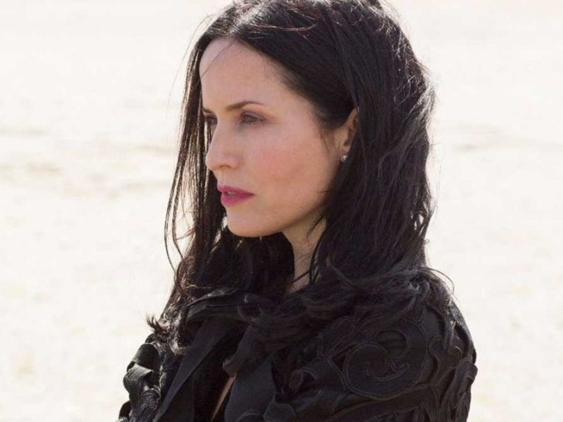 """Andrea Corr: Christmas Songs """"Let You Know You Are Not Alone"""""""