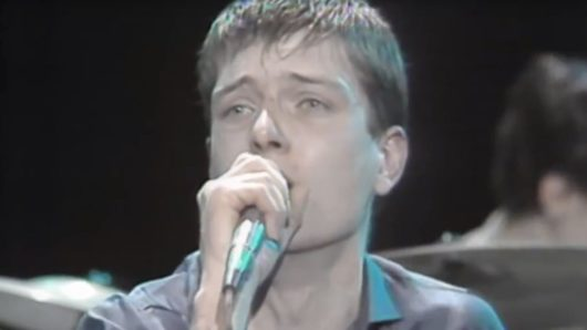 Ian Curtis: The Art And Influence Of Joy Division's Iconic Frontman