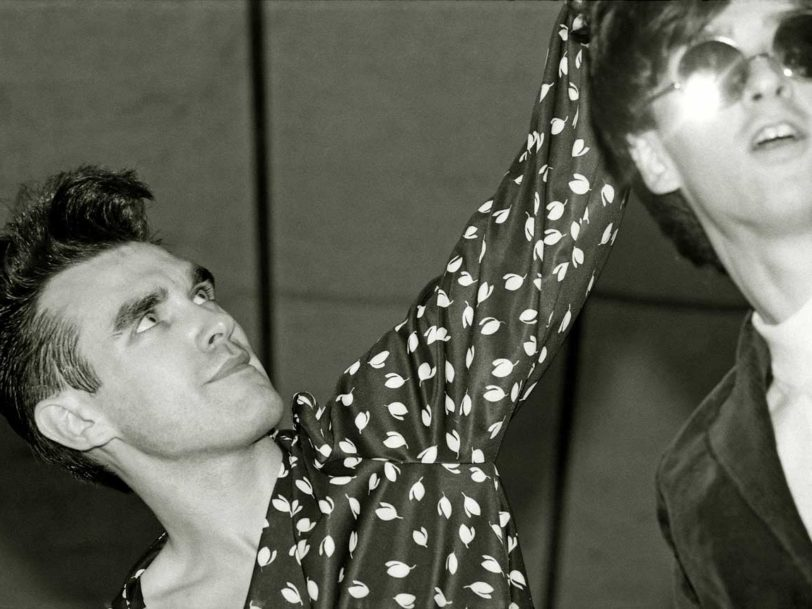 The Smiths: Theirs Is A Light That Never Goes Out