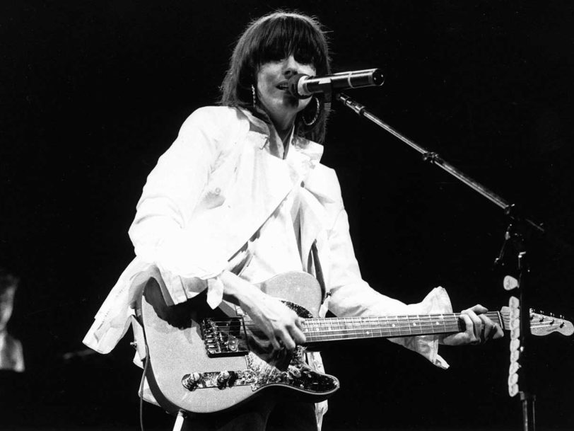 Pretenders To The Throne: Chrissie Hynde And Co's Classic Debut Album