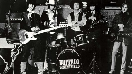 """Buffalo Springfield Reissued In Rhino's """"Start Your Ear Off Right"""" Campaign"""