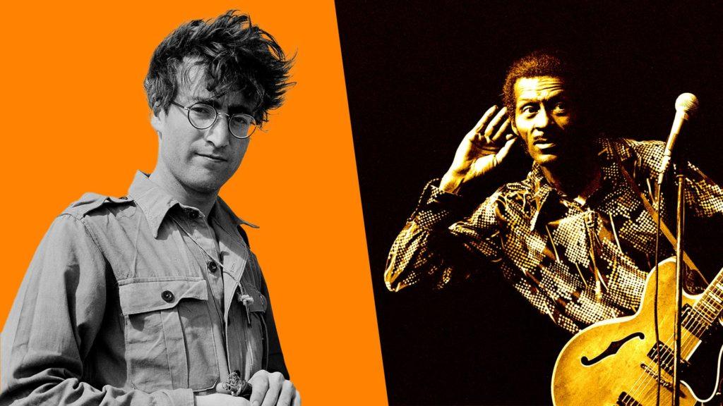 Copyright lawsuits Lennon Chuck Berry