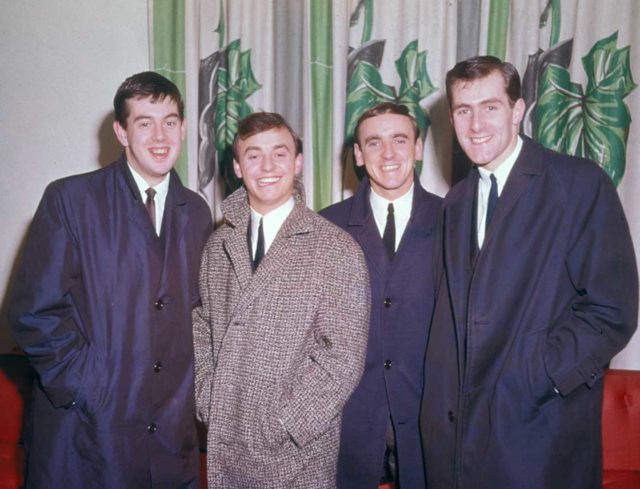 Gerry Marsden, Front Man Of Gerry & The Pacemakers, Dies Aged 78