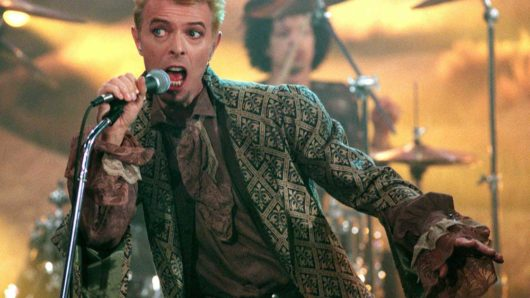 David Bowie's 'LOOK AT THE MOON! (Live Phoenix Festival 97)' Reissued
