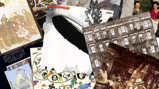 Best Led Zeppelin Album Covers: All 10 Artworks Ranked And Reviewed