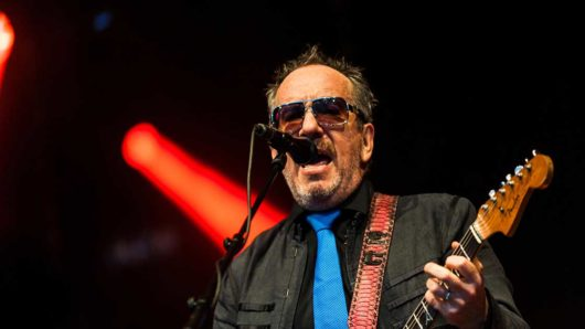 """Elvis Costello Celebrates 2021 With New Song, """"Farewell, OK 2020"""""""