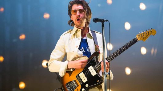 "Arctic Monkeys Are In The ""Early Stages"" Of Making New Record"