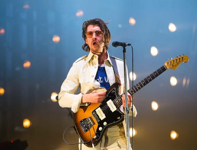 """Arctic Monkeys Are In The """"Early Stages"""" Of Making New Record"""