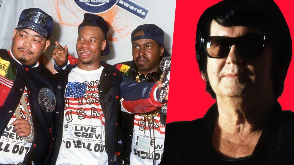 Copyright lawsuits Orbison 2 Live Crew