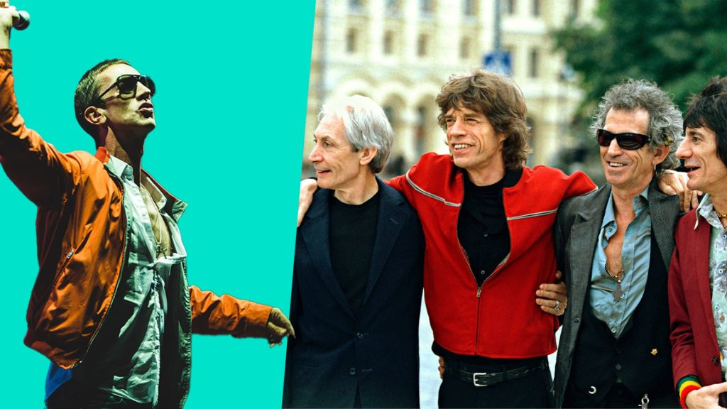 Copyright lawsuits The Verve Rolling Stones