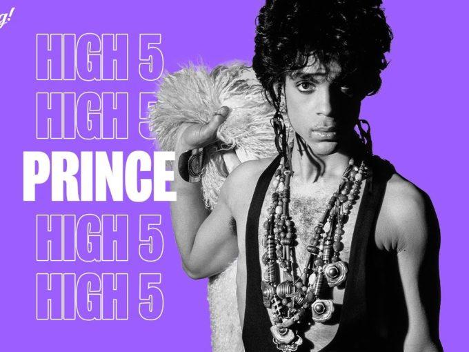 High Five: Prince