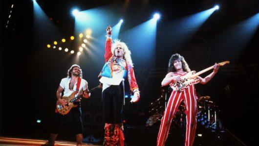 How Van Halen's Debut Album Invented Hair Metal