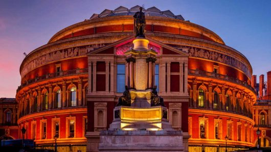 Royal Albert Hall Celebrates 150 Years With Mick Jagger-narrated Video
