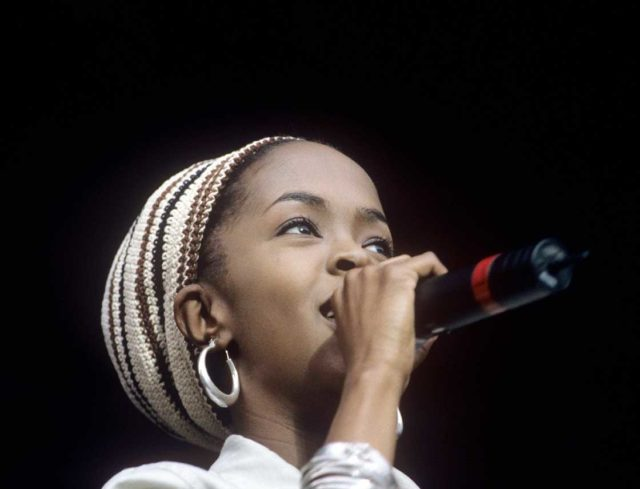 Lauryn Hill Becomes First Female MC To Go Diamond