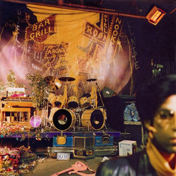 Sign O' The Times Prince Album Cover