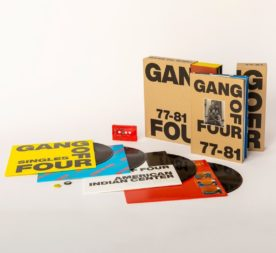 GANG OF FOUR -<br /> 77-81<br /> (LP BOX)