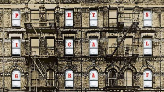 Physical Graffiti: How Led Zeppelin's 'Sgt Pepper' Made A Mark On Rock