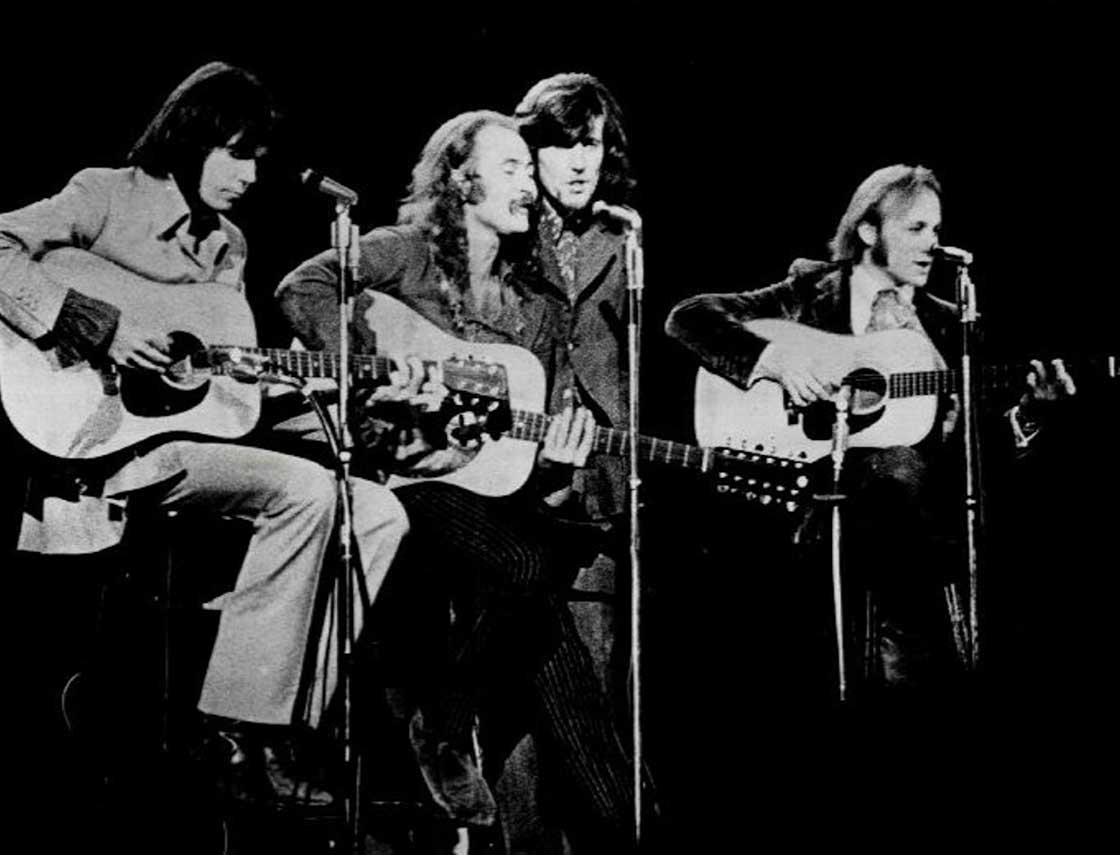 Crosby, Stills, Nash & Young's 'Déjà Vu' Gets 50th Anniversary Reissue