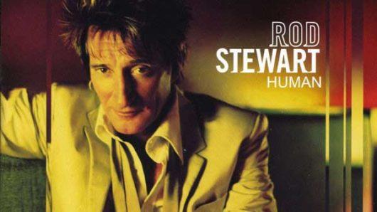 Human: How Rod Stewart Began His Latest Reinvention