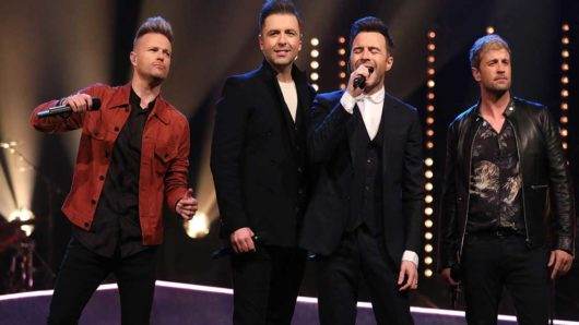 Westlife To Make History With Two  Wembley Stadium Shows This August